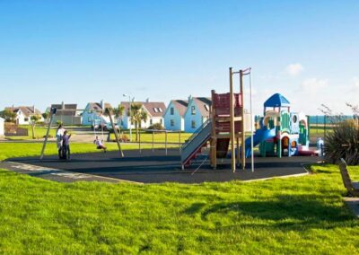 Playground in Hookless